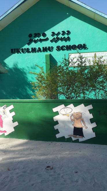 Ukulhahu School