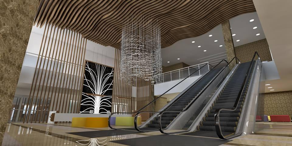 lobby tree top hospital