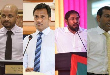 Faris, Umar, Qasim , Nasheed