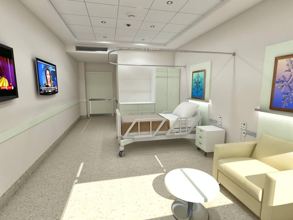 Room Tree Top Hospital