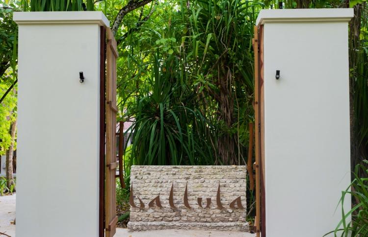 Dhigali maldives - batuta restaurant