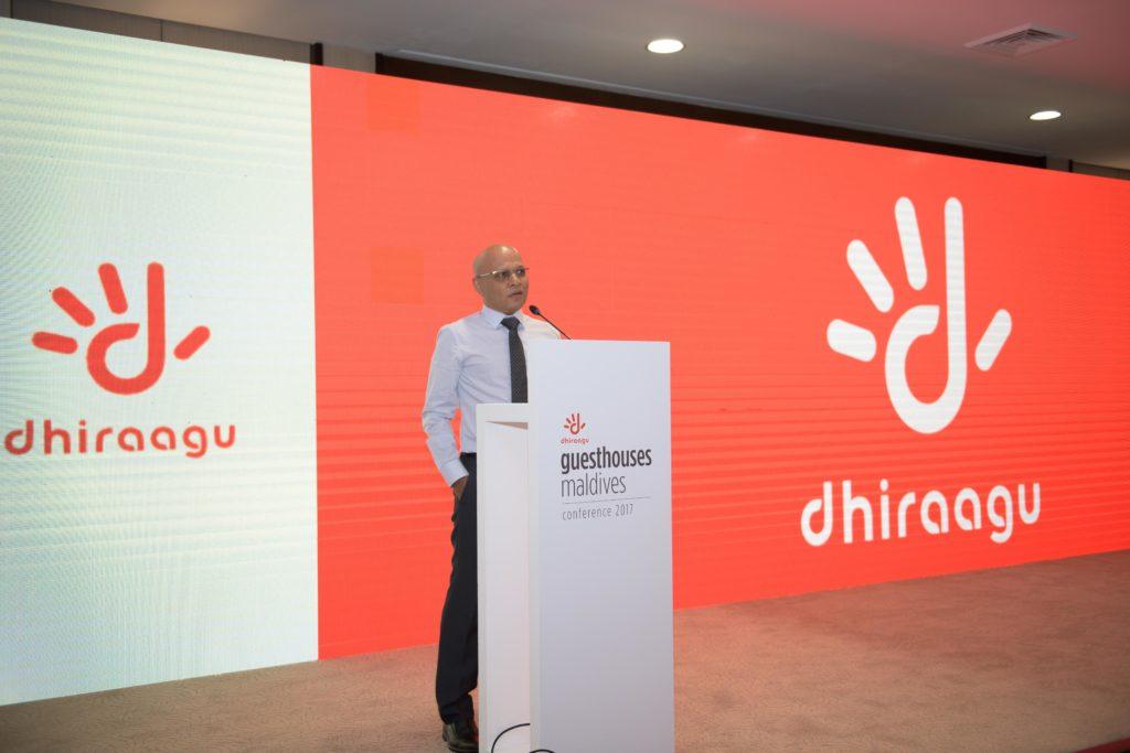 Dhiraagu CEO Mr. Ismail Rasheed (1)