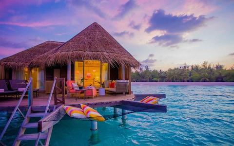 Kanuhura, Maldives