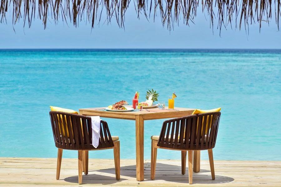 Dining, Fushifaru Maldives