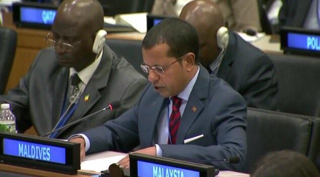 Dr Ali Naseer Mohamed