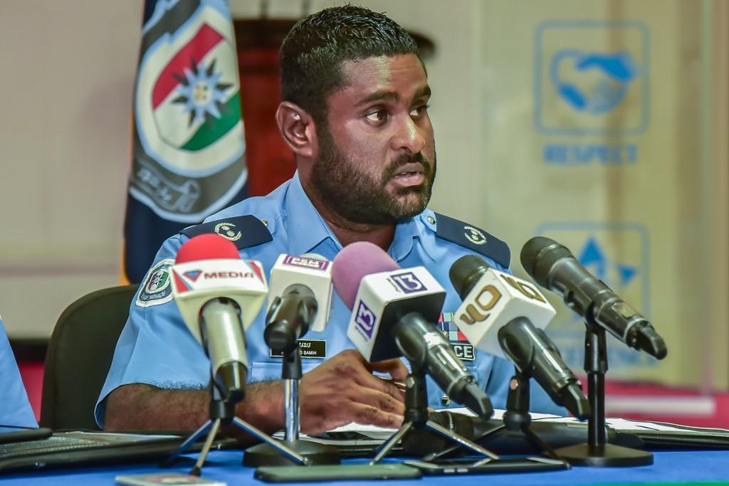 Mohamed Samih, Station Inspector, Major Crime Department of Maldives Police Service