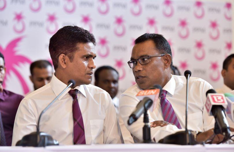 PPM Nihan and Abdul Raheem