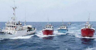 4 Sri Lankan vessels