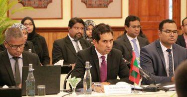 Economic Minister Mohamed Saeed