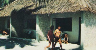 Kurumba Maldives one of the early bungalows