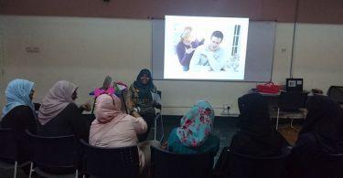 workshop on domestic violence