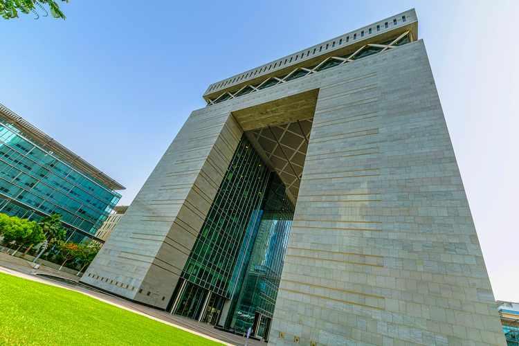 Gate Tower, DIFC, Dubai