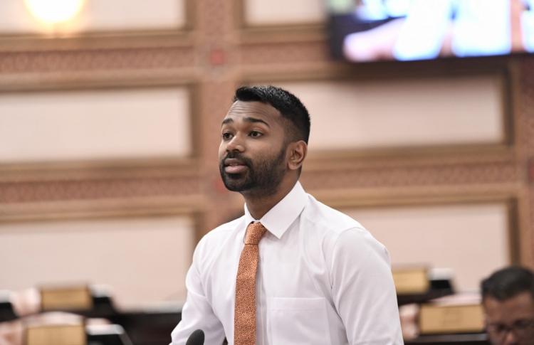 MP Meekail Ahmed