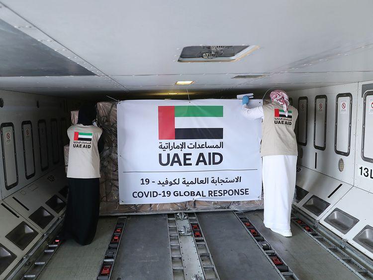 UAE-aid