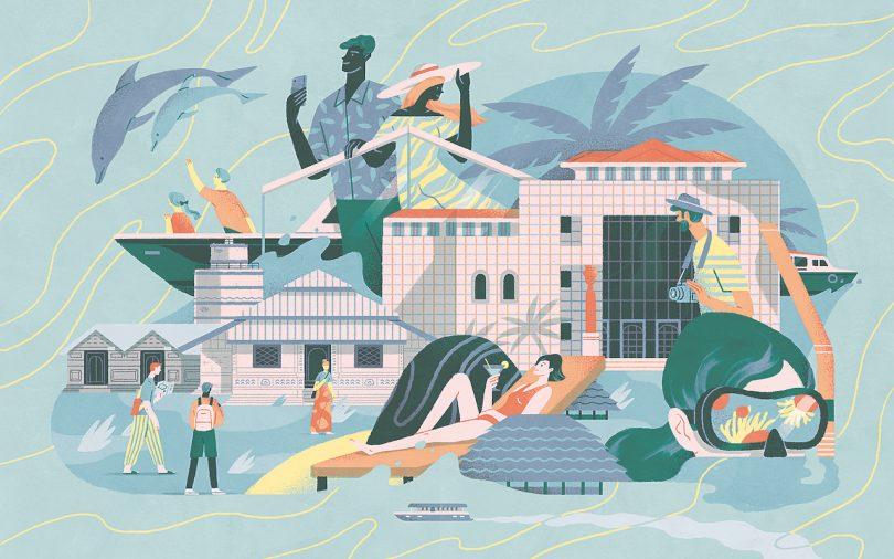 illustration by Esther Goh